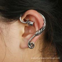 Novo Design Individual Vintage Orelha Cuff Atacado Brinco Clip Ear homens