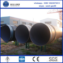 Hot sale 3pe erosion-resistant steel pipes