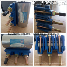 Single Band Ductile Iron Jaw Repair Clamp