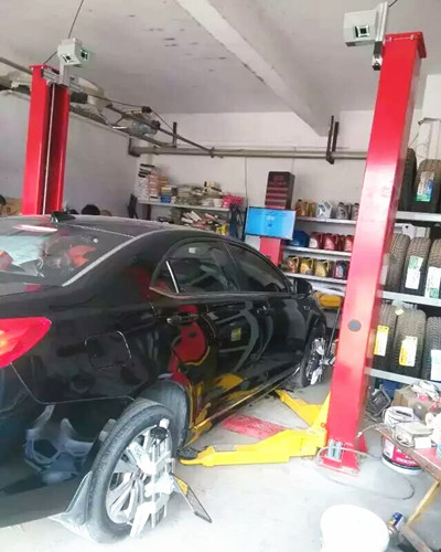 Wheel Alignment Contact
