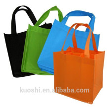 Customized recyclable pp non woven shopping bag