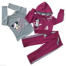 Толстовки девочки дети толстовки Детская одежда (РПД-110)