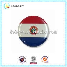 Флаг Парагвая олова значок