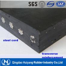 Chemisches beständiges Stahlschnur-Gummiförderband