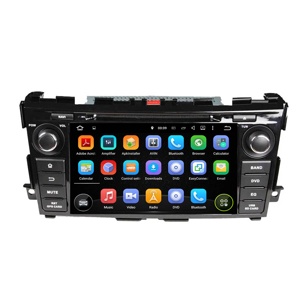android car DVD for Nissan Tenna/Altima 2013-2014