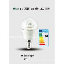 Crystal LED bombilla G45-T