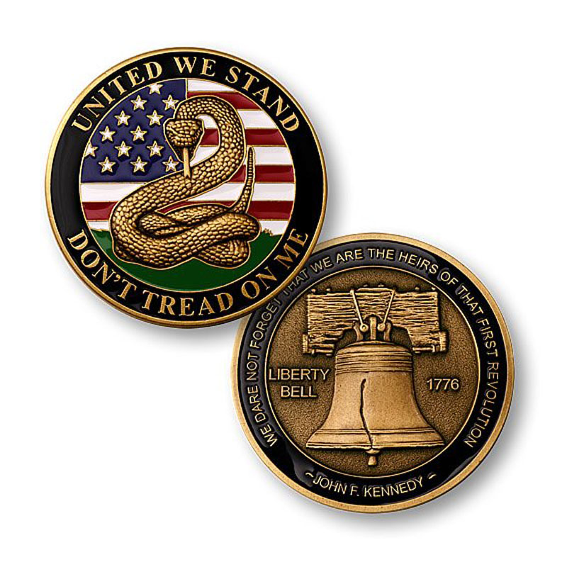 Operation Enduring Freedom Challenge Coins