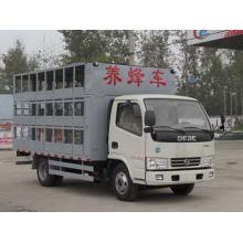 Дунфэн дизельный двигатель мобильный пчеловода тележка