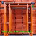 Aço do andaime do sistema da armação de aço para a construção