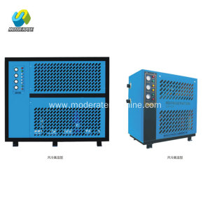 High temperature freeze dryer