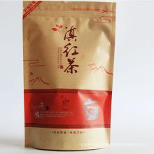 2015 alta calidad orgánica y precio puro del té negro