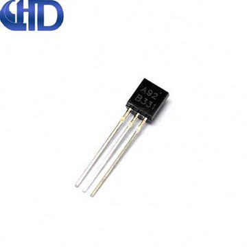 QHDQ3-- 50 transistor A92 MPSA92 package TO92 0.5A/300V PNP New IC KSP92