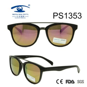 Nuevas gafas de sol de la PC del puente doble de la llegada (PS1353)