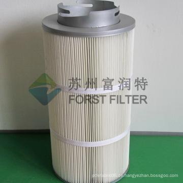 FORST gefaltete Polyester HEPA Filtertasche