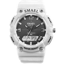 SMAEL Fashion Brand Kinderuhr LED Digital Quarz