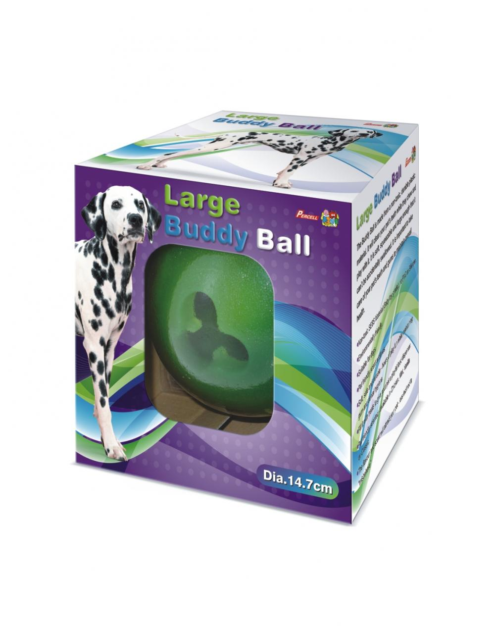 Игрушка Percell Large Ball с прочным лакомством