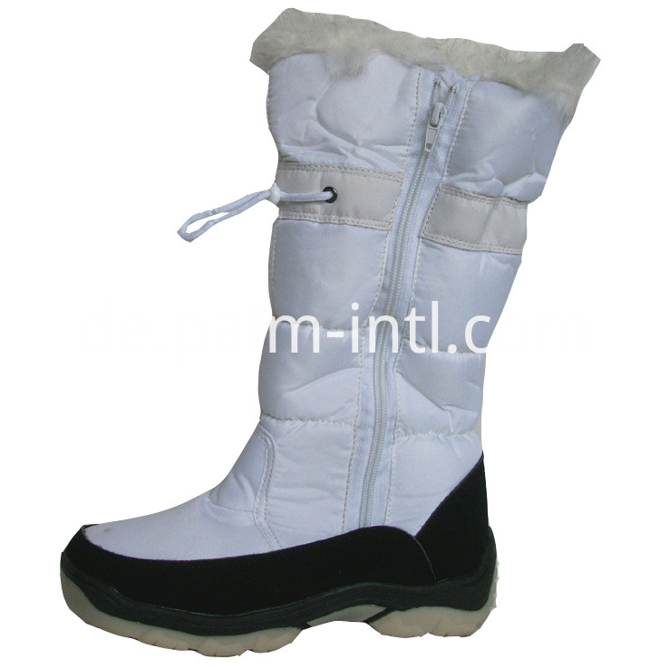 High-Cut Ladies' Winter Footwear