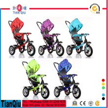 Three Wheel Children Tricycle Baby Tricycle with Canopy