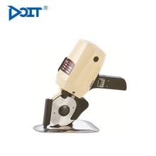 Máquina de corte manual da tela redonda de pano da faca DT100