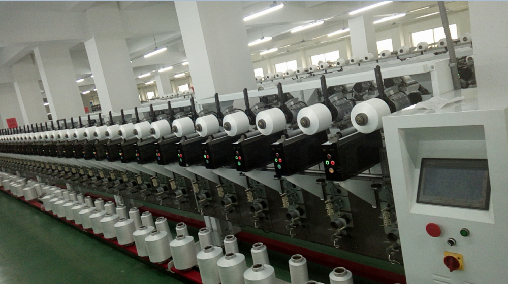 Single Spindle High Speed ​​Winding Machine