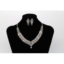 Wedding Gift Latest Design Beads Necklace Ear Ring