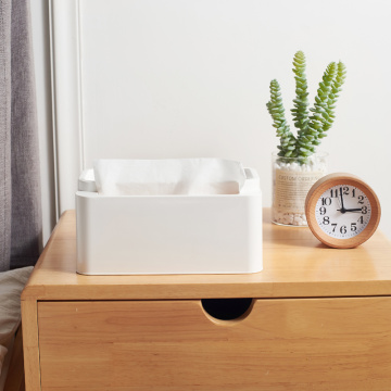 Съемная пластиковая коробка для бумаги