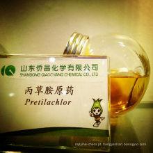 Herbicida pretilaclor 95% TC 30% EC 50% EC