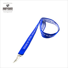 2017 New Arrival Custom Cheap Printed Lanyards No Minimum Order