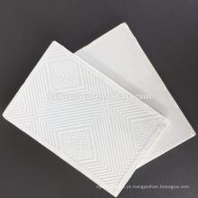 Placa de teto de gesso laminado de PVC