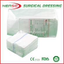 Henso Medical Cotton Gauze Compress