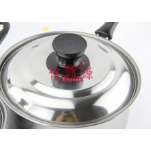 Stainless Steel Thai Style Milk Pot (FT-1829-XY)