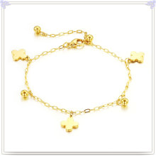 Fashion Jewelry Foot Chain Stainless Steel Anklets (CH005)