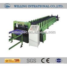Máquina de formação de rolo de folha de arco de alta velocidade de venda quente fabricada na China