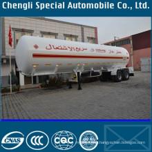 56000liters 3 Axles Gas Delivery Tank LPG Tank Semitrailer