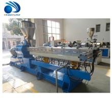 Alta calidad de alta calidad de madera compuesto perfil extrusión soplado máquina de moldeo precio