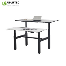 Office Electric Lifting Standing Desk Frame