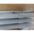 Persiana de riel de cortina de panel de motorización