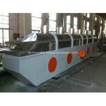 Alta taxa de secagem Vibro Fluid Bed Secador Machinery