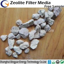 Granulés de zéolite naturelle pour le traitement de l'eau / granulés de zéolite additifs alimentaires
