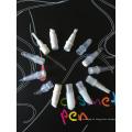 PP Kunststoff Kosmetikstift, Twist Pen 2,0 ml 2,5 ml 4,0 ml (NRP01A)