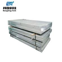 Feuille d'aluminium de miroir de série de 1000 finition de traitement de surface de traitement de surface de feuille d'aluminium par mètre carré