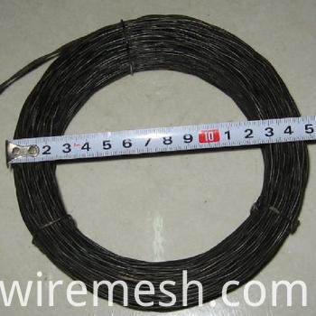 Building Material Iron Rod Twisted Soft Annealed Black Iron Wire
