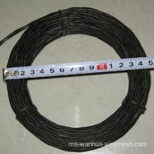 Bahan Bangunan Twisted Soft Annealed Black Wire