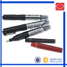 2016 new designed marker pen whiteboard medium refillable pen