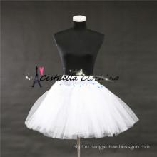 Поставщик Китая по всему миру короткое свадебное юбки нижняя юбка