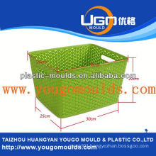 zhejiang taizhou huangyan paint container mould and 2013 New household plastic injection tool box mouldyougo mould