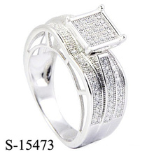New Design 925 Sterling Silver Ring Diamond Jewelry