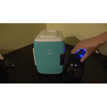 Mini réfrigérateur de voiture AC/DC
