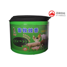 In the Spring of Frog Animal Husbandry of Mosquito Coil Incense