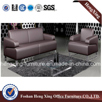 Office Waiting Area Modern Leather Sofa (HX-S3038)